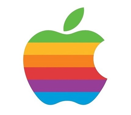 second logo Apple