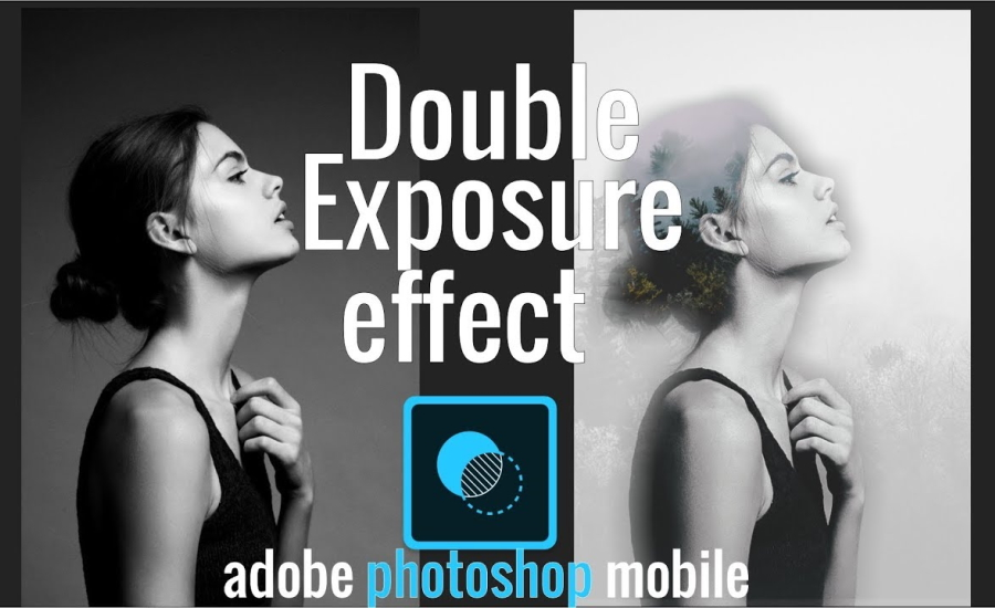 Edit photos from Adobe Photoshop Mix on iPhone