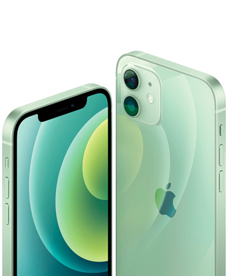 Standing promotions on the new iPhone 12 64 GB green in ICOOLA