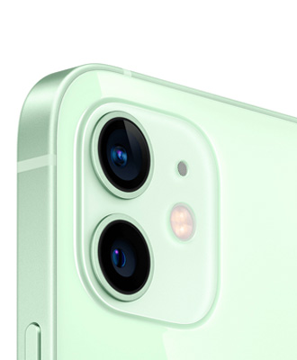 Elegant and productive iPhone 12 green 128 GB