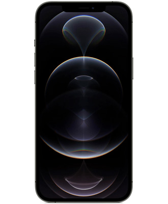 The screen has no equal in the new Iphone 12 pro max 128gb graphite