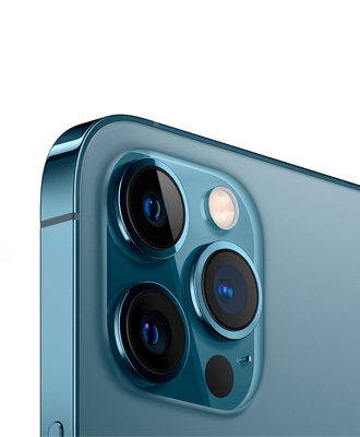Photo of unique quality only on the new apple iphone 12 pro max 128gb pacific blue