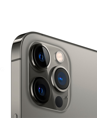 High-performance cameras in Iphone 12 pro max 256gb graphite