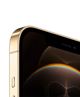 Spectacular iphone 12 pro max 256gb gold already at Icoola