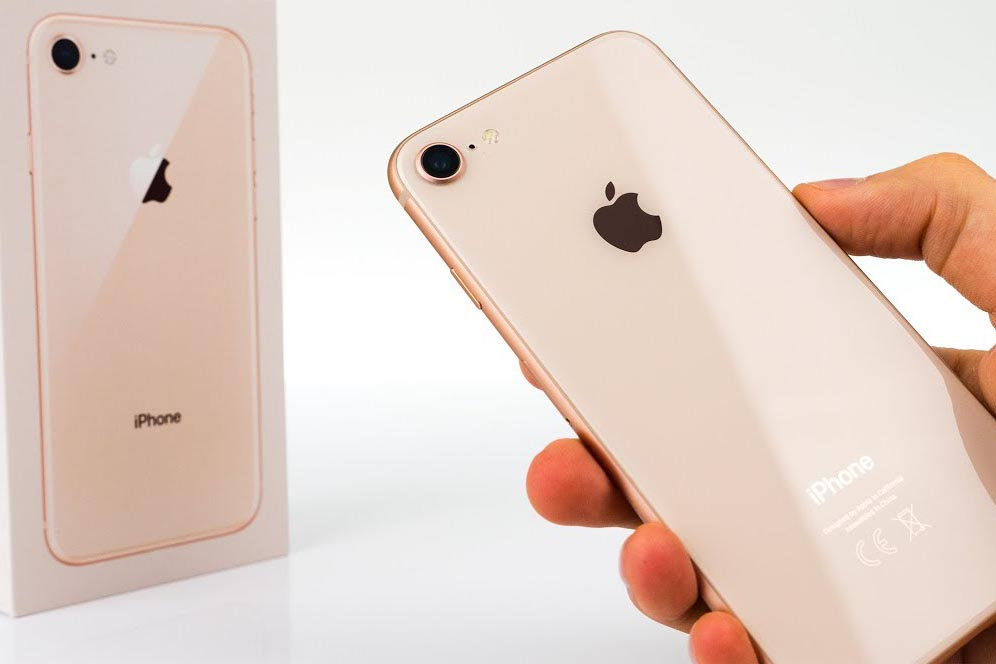 Special offer for sale iPhone 8 gold