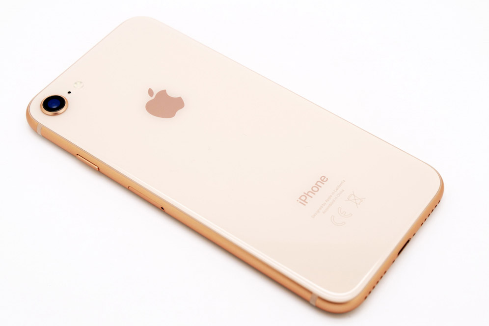 IPhone 8 with official sale and warranty