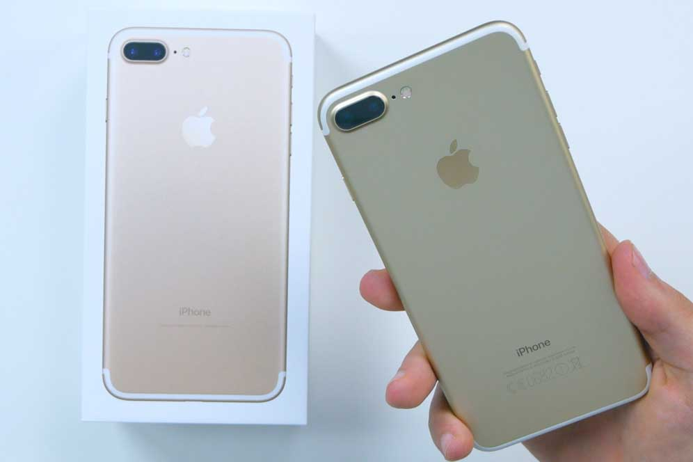 to buy at a favorable price iPhone 7 Plus 128 Gold in Kiev