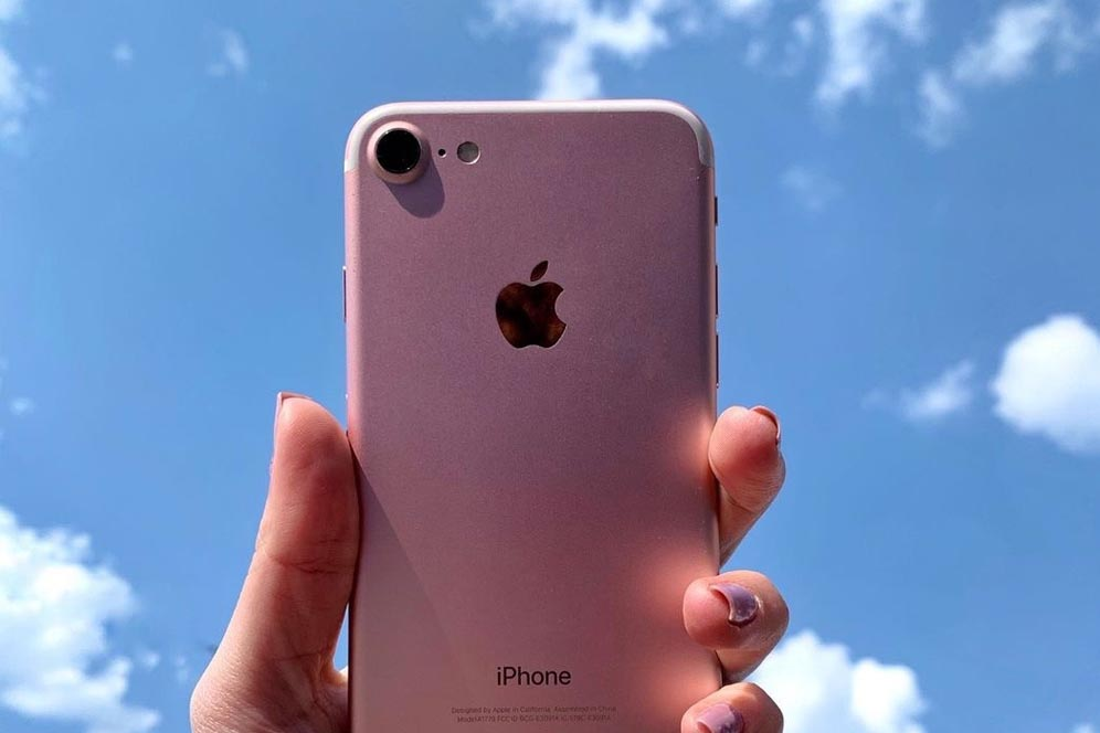 self-pickup iPhone 7 pink for 256 gigs in Lviv