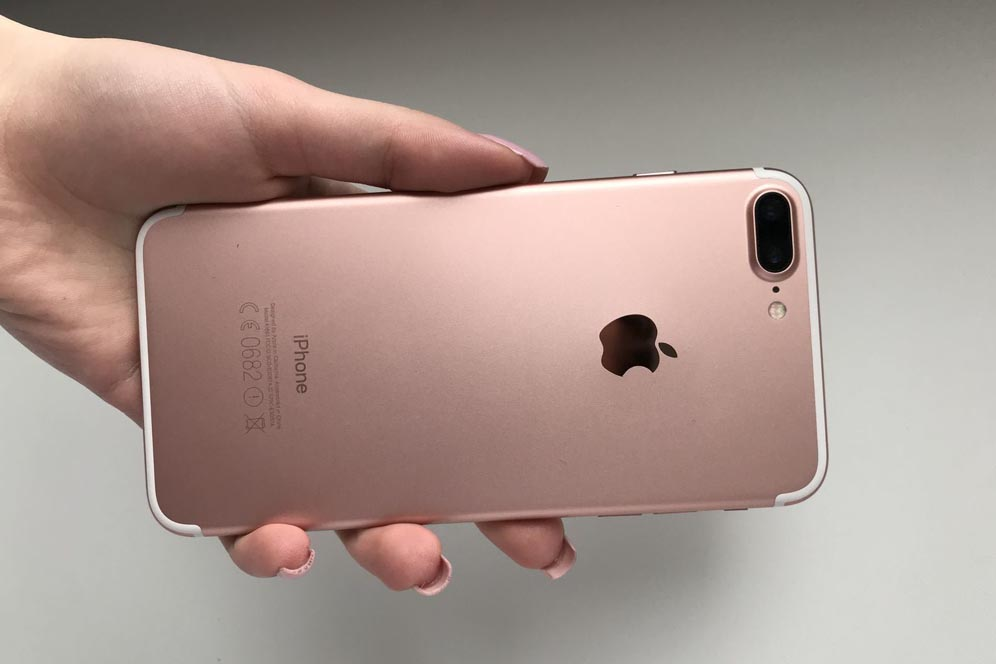 Apple iPhone 7 Plus Rose Gold 32 GB