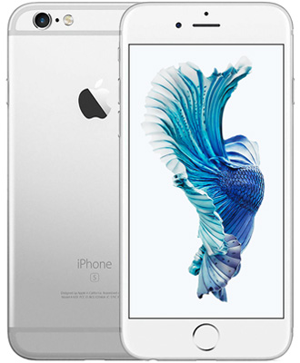 Attractive and compact design of the iPhone 6s model.