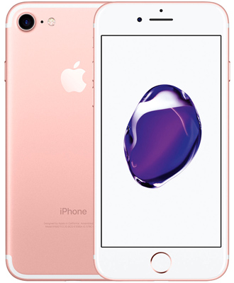 stylish and popular color rose gold 7 series iPhone