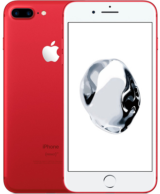 Buy cheap price for iPhone 7 Plus red in Lviv