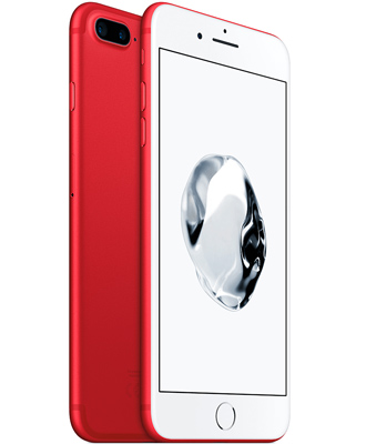 Buy cheap price for iPhone 7 Plus red in Ukraine with a guarantee