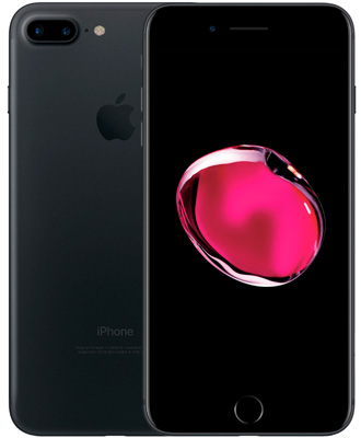 Buy the cheapest on iPhone 7 Plus black in Lviv