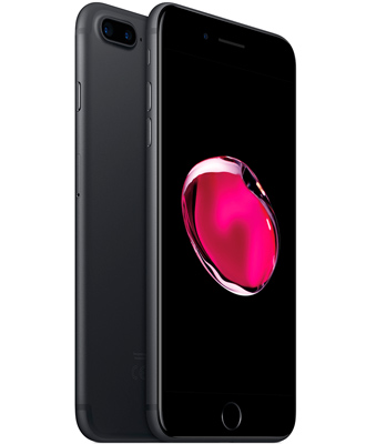 Buy the good price the price for the iPhone 7 Plus black in Ukraine with a guarantee