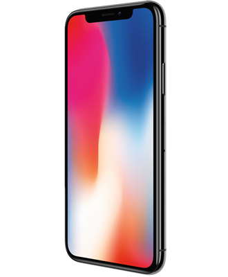 Replace iPhone X Space Gray 256GB.