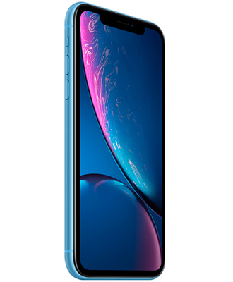 The lowest prices for refurbished and used iPhone XR 128 blue
