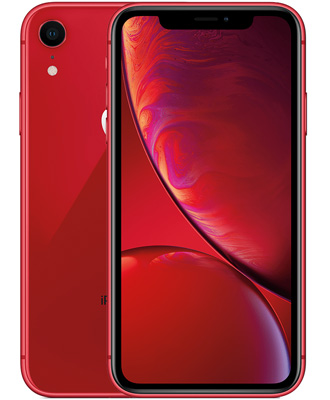 The price is lower than the market price for the restored iPhone XR red 128 GB