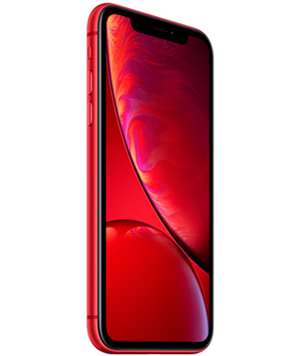Elegant and productive iPhone XR red 128 GB