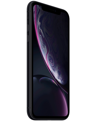 IPhone XR 256 in cool black with a guarantee