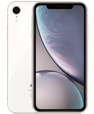The best of the line iPhone XR 256 GB white