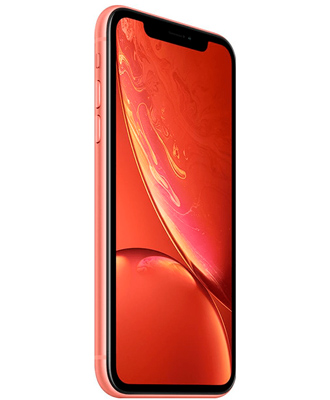 The best lending conditions for the iPhone XR are coral