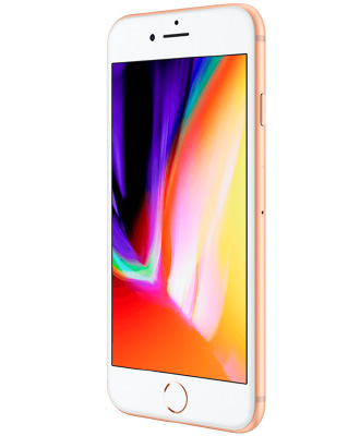 IPhone 8 gold 256 GB promotional price