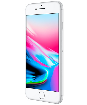 Maintenance, repair and sale of iPhone 8 Silver 256 GB