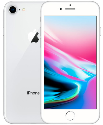 Tempting offers for sale iPhone 8 Silver 256 GB