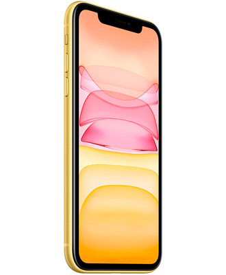 Functional yellow iPhone 11 for a nice price