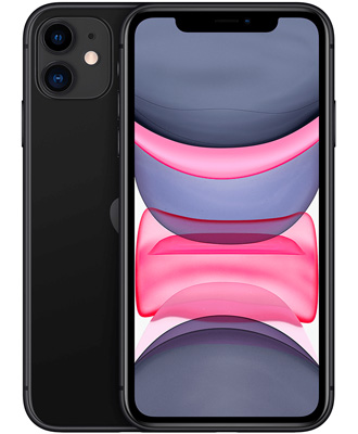 Attractive price for a black iPhone 11