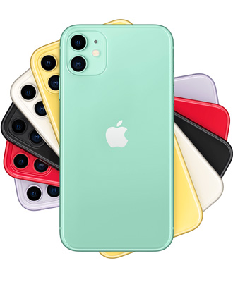 Replace iPhone 11 Green 64GB