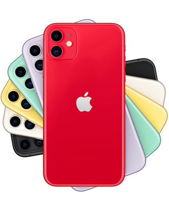 Restored iPhone 11, order from ICOOLA