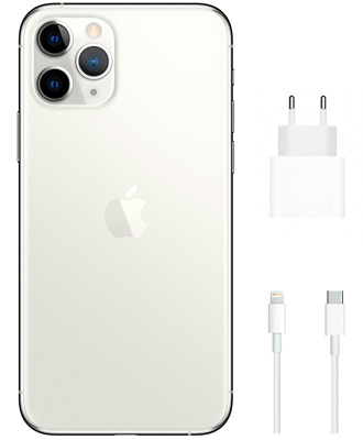 charging iphone 11 pro white 256