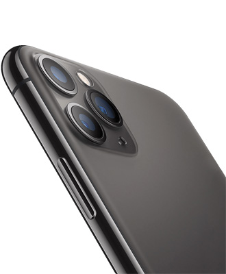 back cover iphone 11 pro gray 256