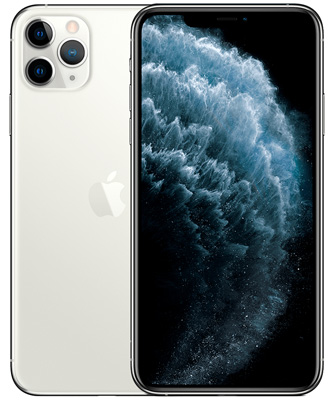 Features of iPhone 11 Pro Max Silver 512 GB