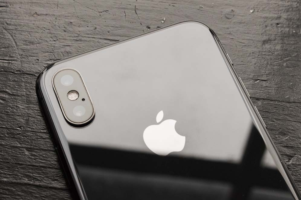 Основна камера Apple iPhone X Space Gray 256GB