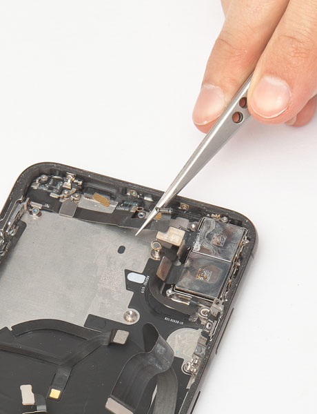 Repair Wi-fi antennas in iPhone XS