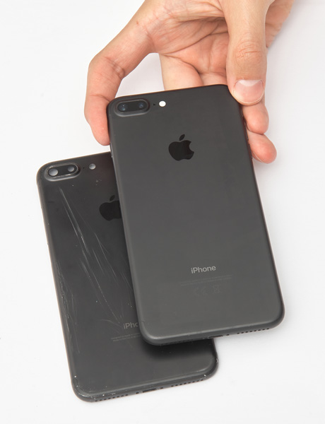 IPhone 7 Plus case recovery