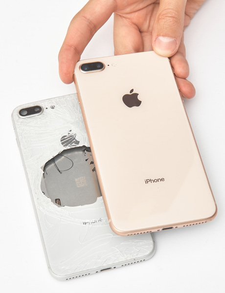 IPhone 8 Plus case recovery