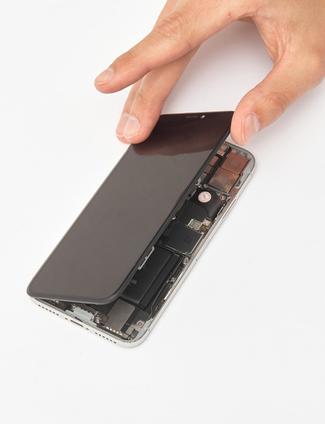 IPhone X Screen Recovery