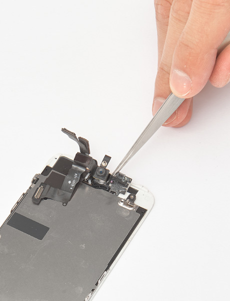 front camera repair in iphone 5s