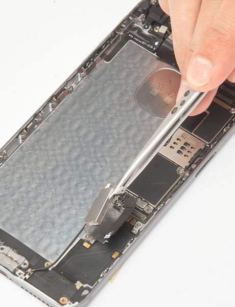 Vibration motor (Taptic) recovery in iPhone 6 Plus