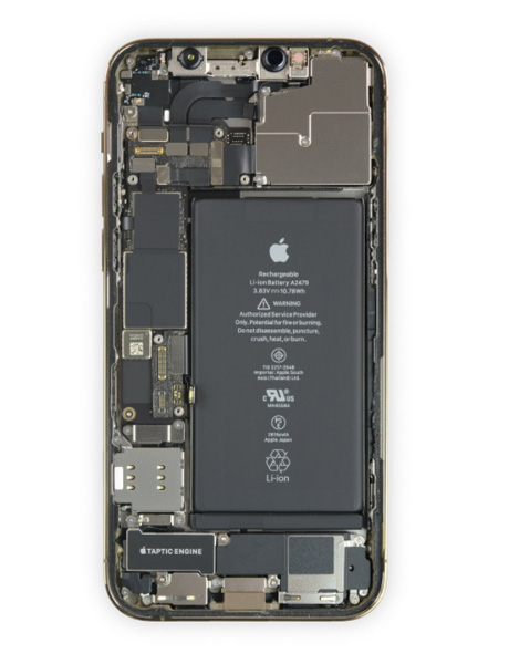 Replacing the iPhone 12 Pro battery